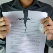 The extinction of the Management Contract in Spain