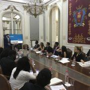 Mariscal & Abogados offers a talk to american law students