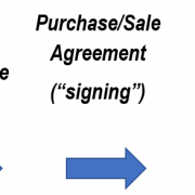 Phases of the process of acquiring a company