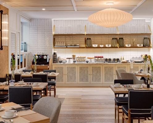 Buffet Restaurant - H10 Puerta de Alcalá