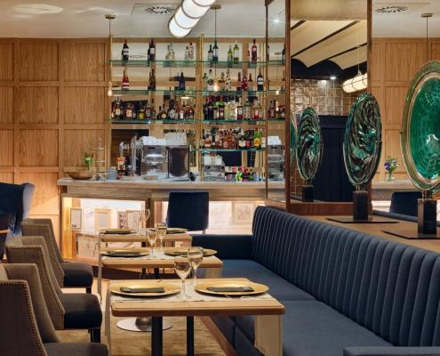 Lobby Bar - H10 Puerta de Alcalá