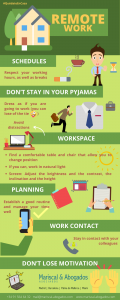 06 2020 Tips regarding remote work