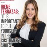 Iberian Lawyer interviews Irene Terrazas