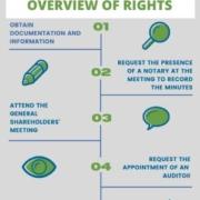 rights shareholders Spain