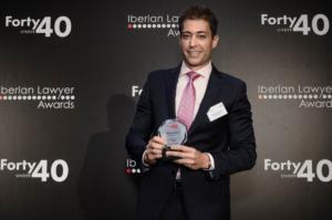 Alberto Álvarez, Lawyer of the Year Energy